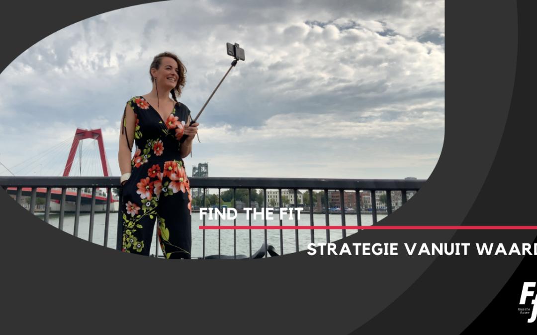 Vlog #5 Strategie vanuit waarde #FindtheFit