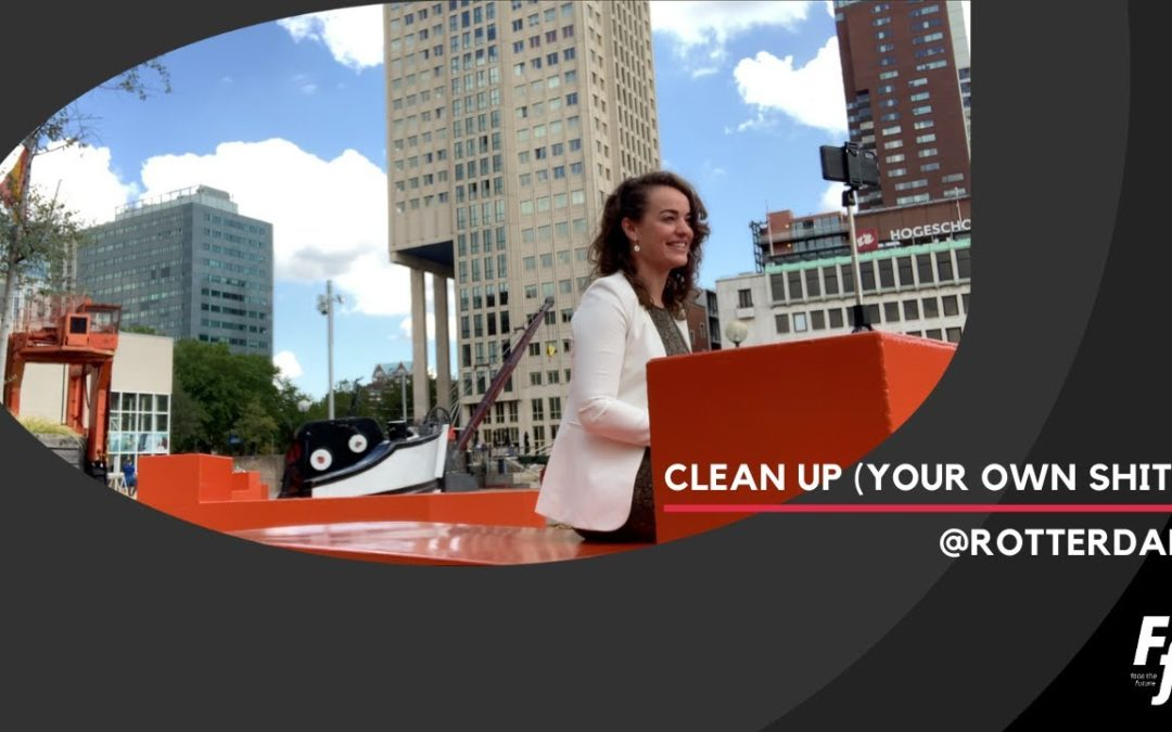 Vlog #4 Clean up your own sh*t! || Succesvolle strategie is opruimen