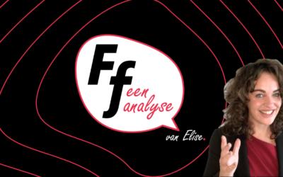 Vlog #6 Ff een analyse van Elise