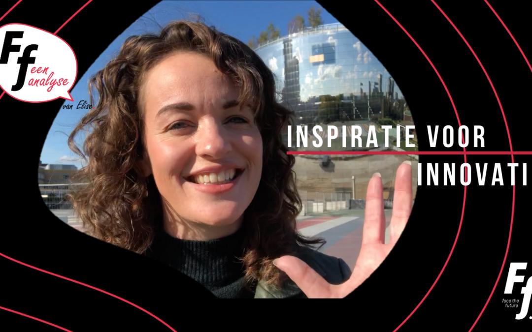Vlog #7 Inspiratie voor innovatie – De strategie van de kreeft