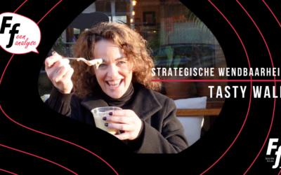 # Vlog 9 Tasty Walk & Strategische wendbaarheid